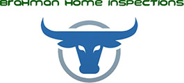 The Brahman Home Inspections logo