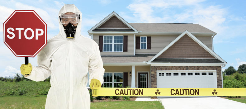 Have your home tested for radon by Brahman Home Inspections